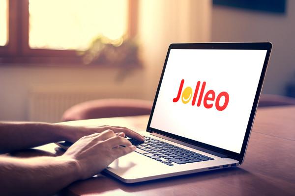 Sample branding #2 for Jolleo