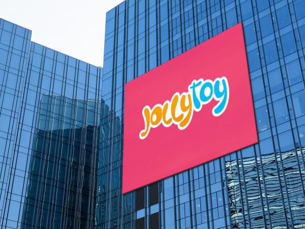 Sample branding #2 for Jollytoy