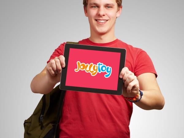 Sample branding #3 for Jollytoy