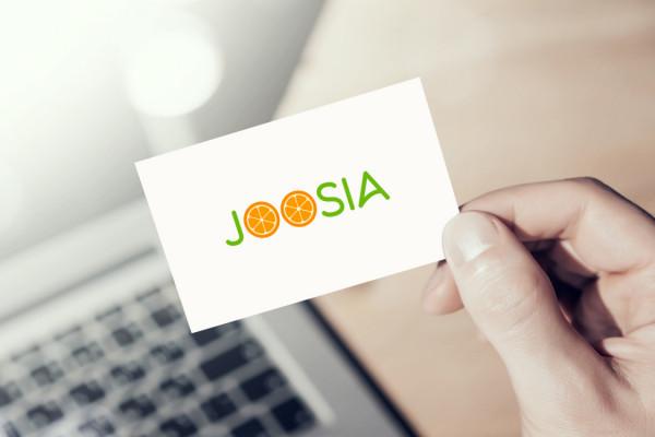 Sample branding #3 for Joosia