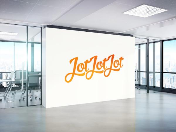 Sample branding #1 for Jotjotjot