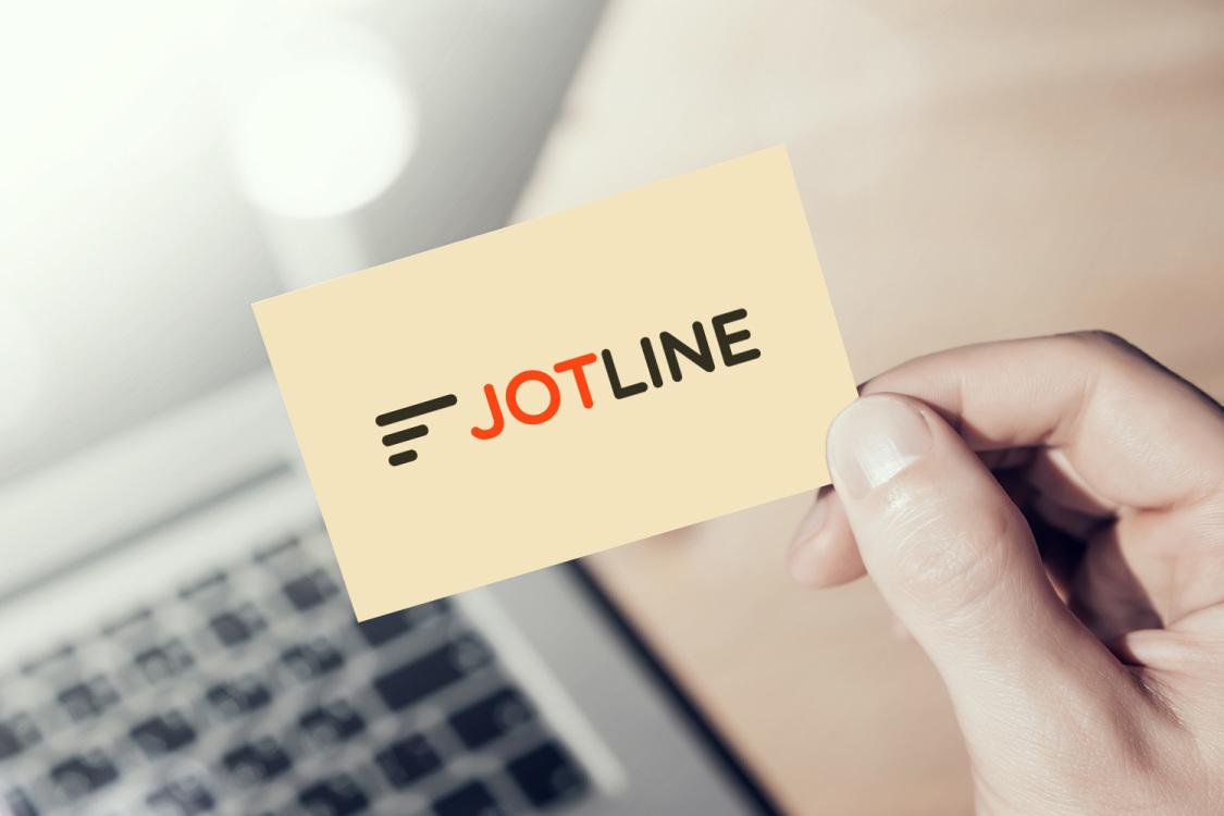 Sample branding #2 for Jotline