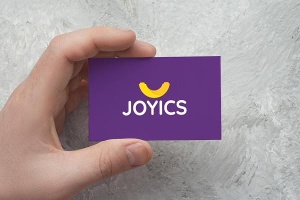 Sample branding #3 for Joyics
