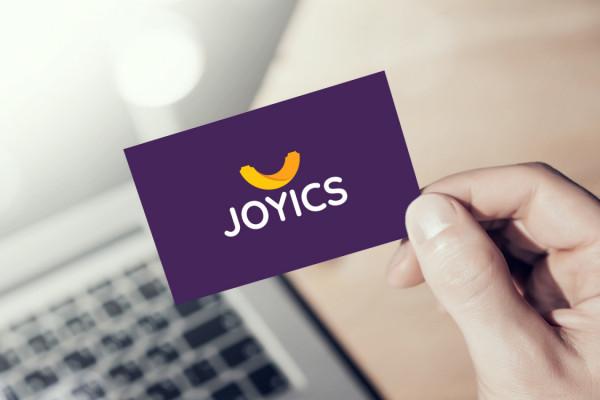 Sample branding #1 for Joyics