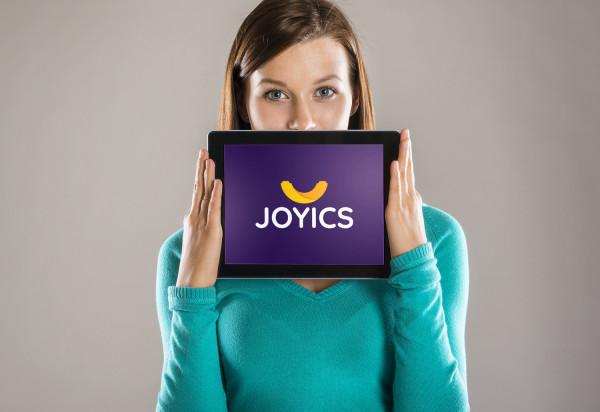 Sample branding #2 for Joyics