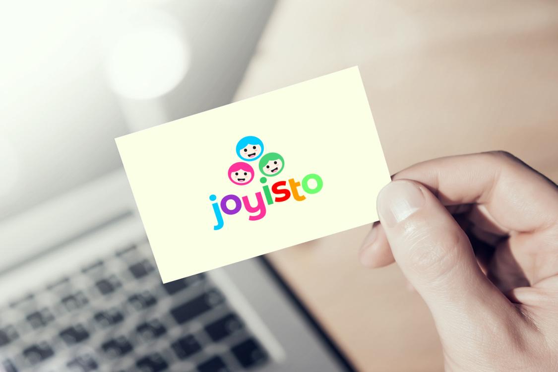 Sample branding #2 for Joyisto