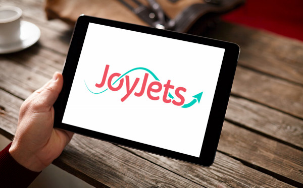 Sample branding #3 for Joyjets