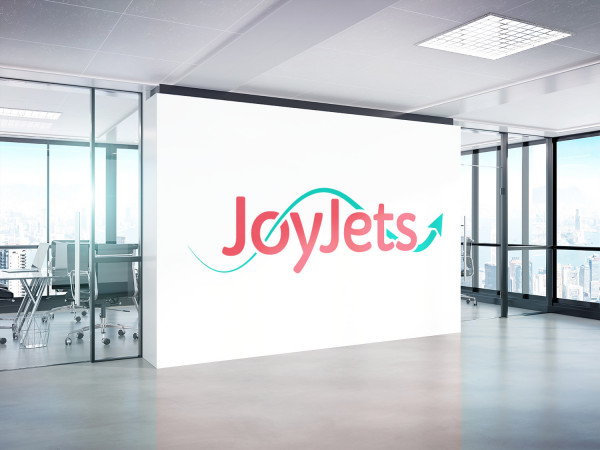 Sample branding #1 for Joyjets