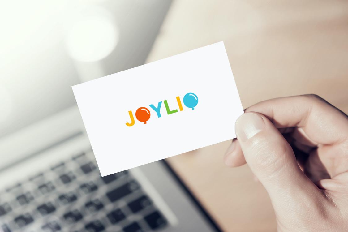 Sample branding #2 for Joylio