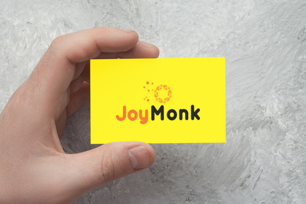 Sample branding #3 for Joymonk