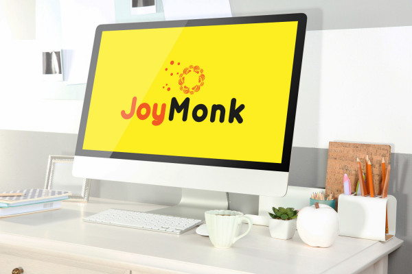 Sample branding #1 for Joymonk
