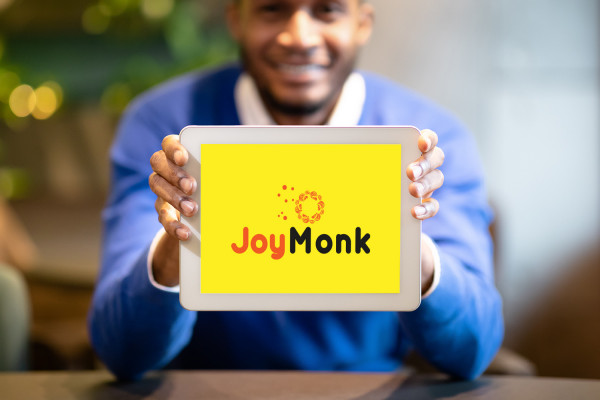 Sample branding #2 for Joymonk