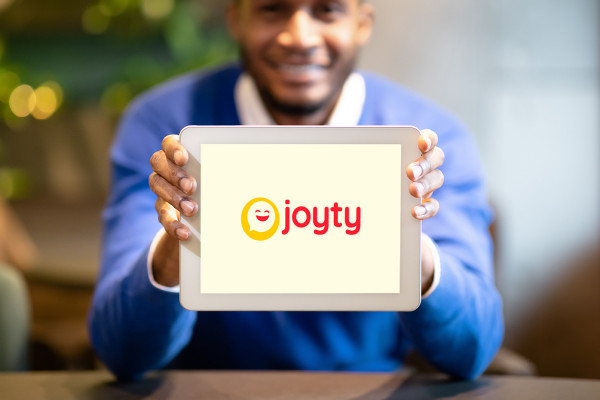 Sample branding #1 for Joyty