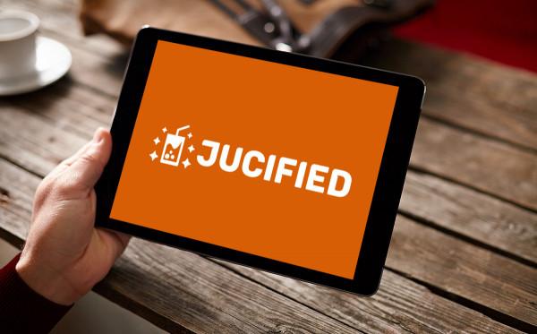 Sample branding #2 for Jucified