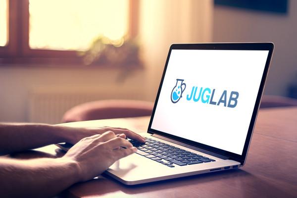 Sample branding #2 for Juglab