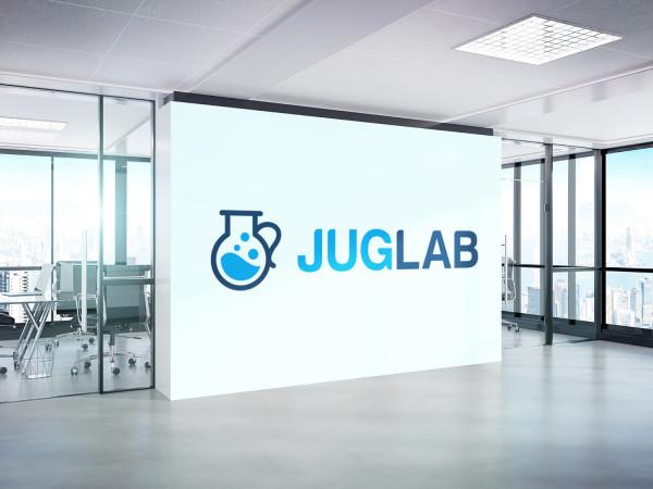 Sample branding #1 for Juglab
