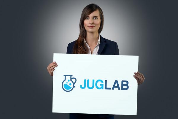 Sample branding #3 for Juglab