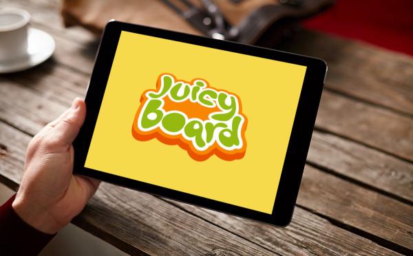 Sample branding #3 for Juicyboard