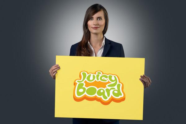 Sample branding #2 for Juicyboard