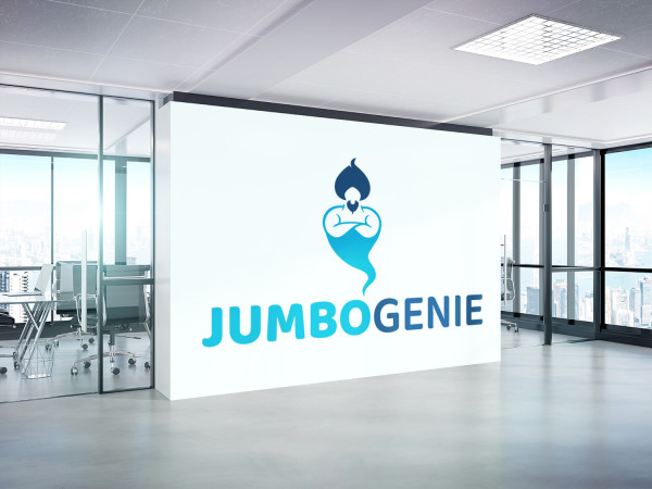 Sample branding #1 for Jumbogenie