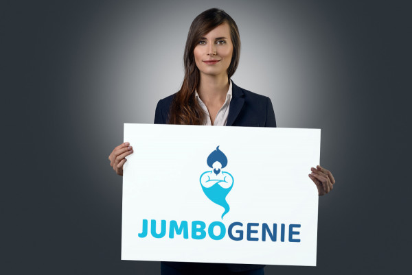 Sample branding #2 for Jumbogenie