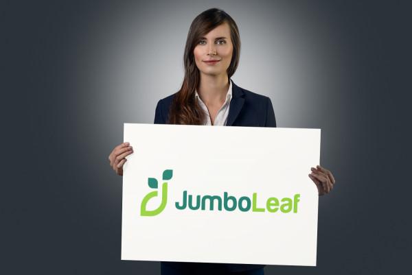 Sample branding #3 for Jumboleaf