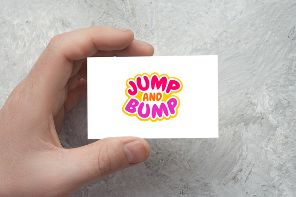 Sample branding #3 for Jumpandbump