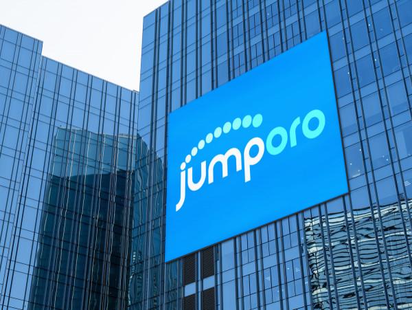 Sample branding #2 for Jumporo
