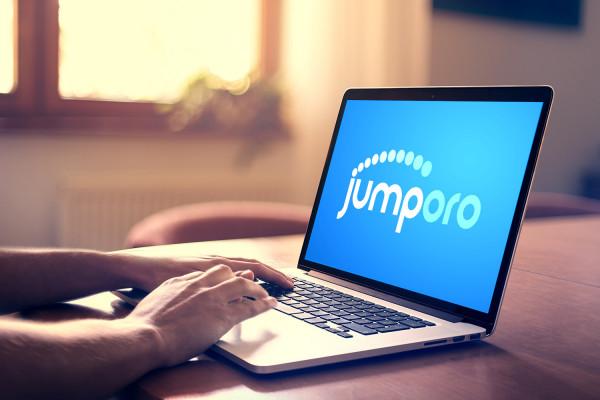 Sample branding #3 for Jumporo