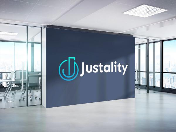 Sample branding #3 for Justality