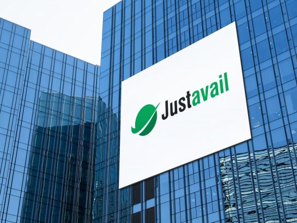 Sample branding #3 for Justavail