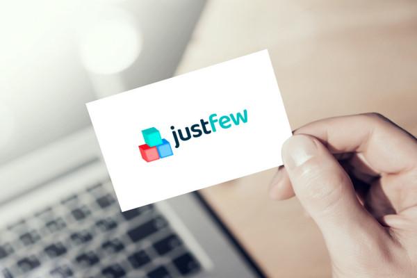 Sample branding #1 for Justfew