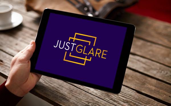 Sample branding #2 for Justglare