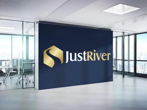 Sample branding #1 for Justriver