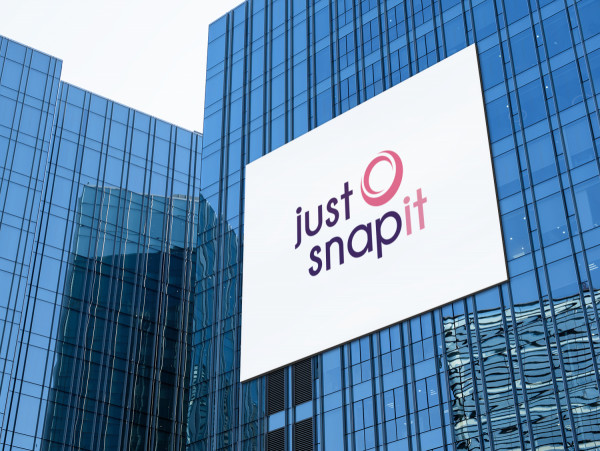Sample branding #3 for Justsnapit