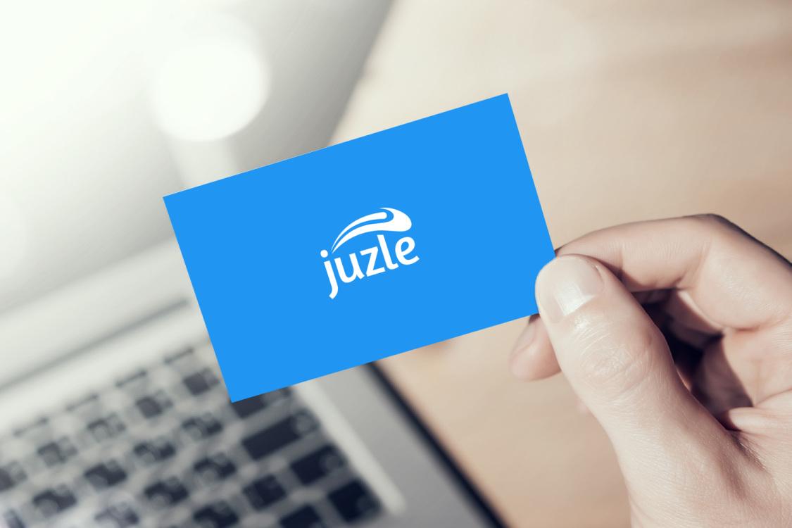 Sample branding #2 for Juzle