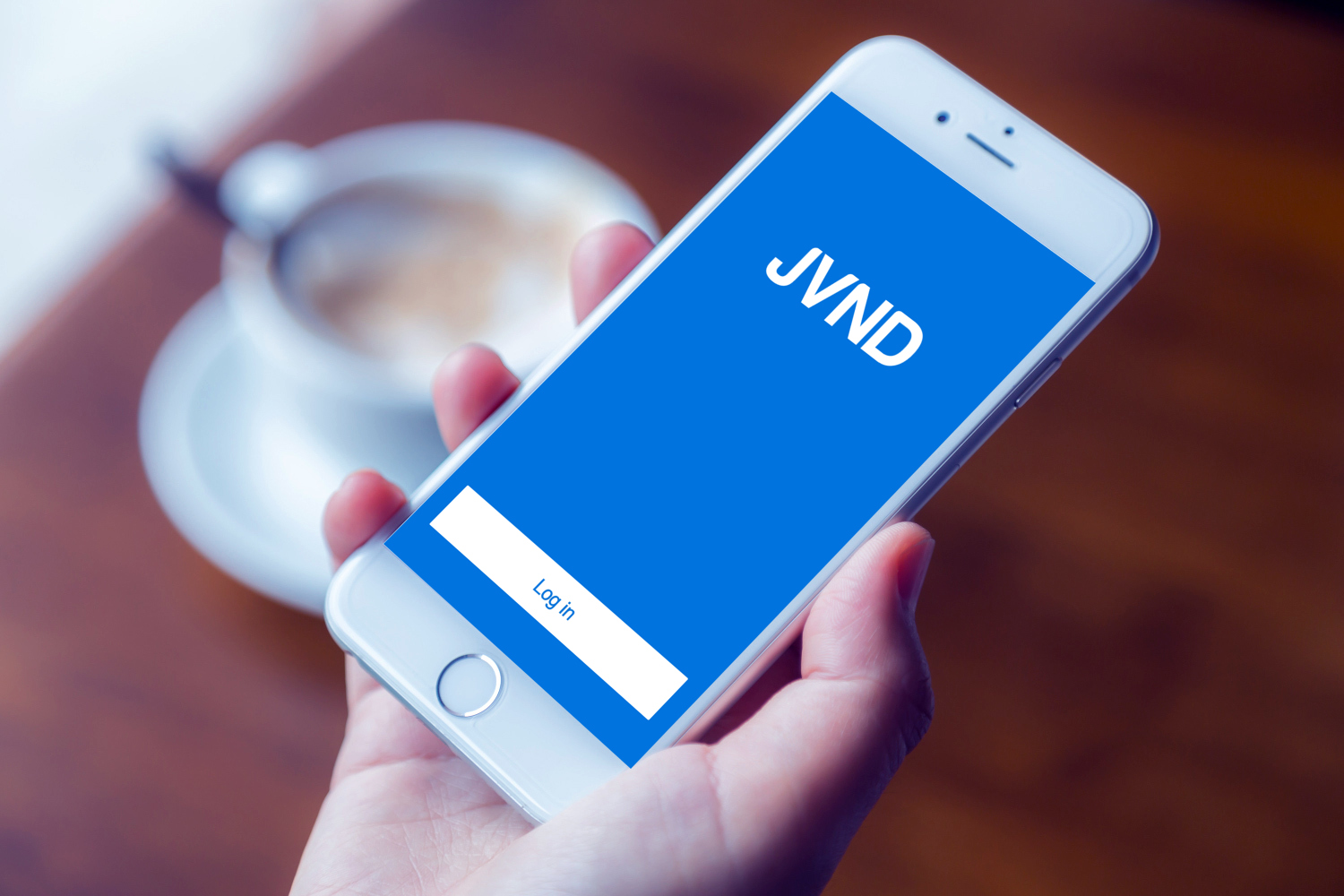 Sample branding #3 for Jvnd
