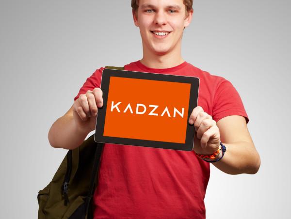 Sample branding #1 for Kadzan