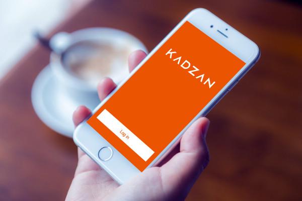 Sample branding #3 for Kadzan