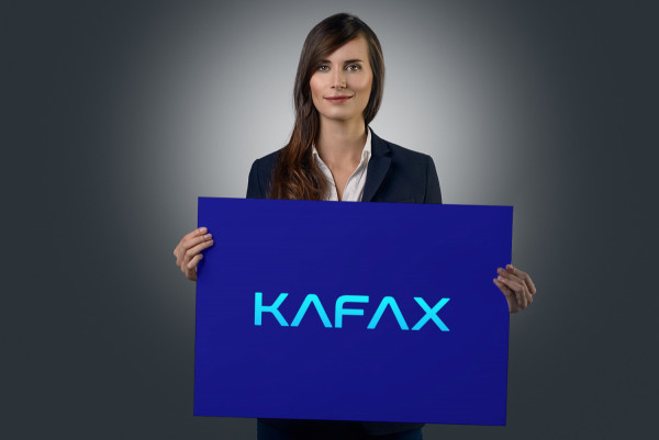 Sample branding #2 for Kafax