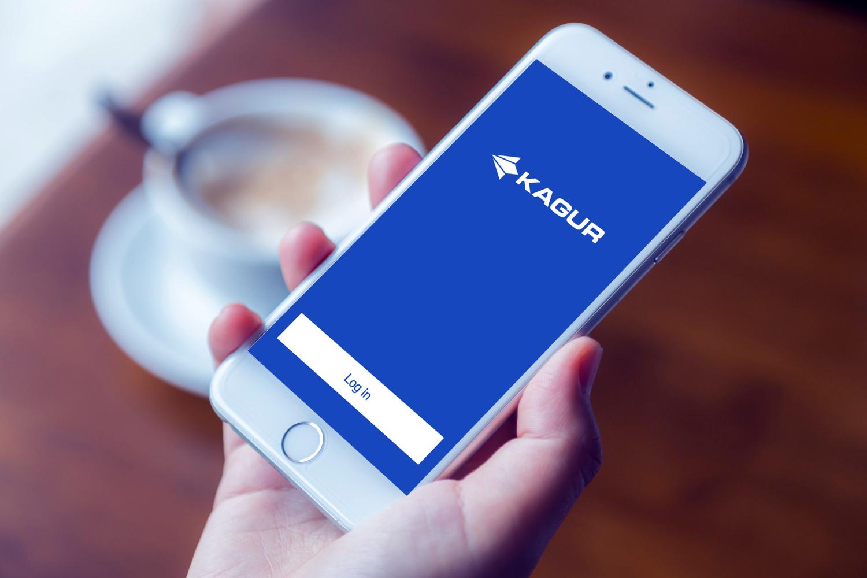 Sample branding #2 for Kagur