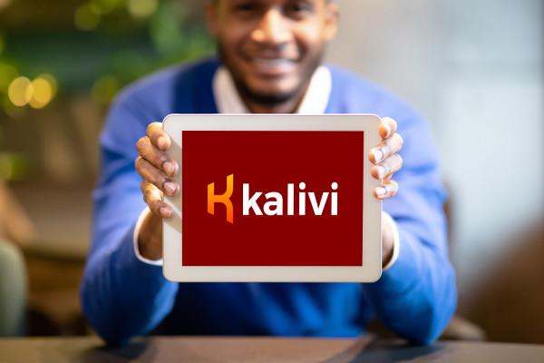 Sample branding #2 for Kalivi