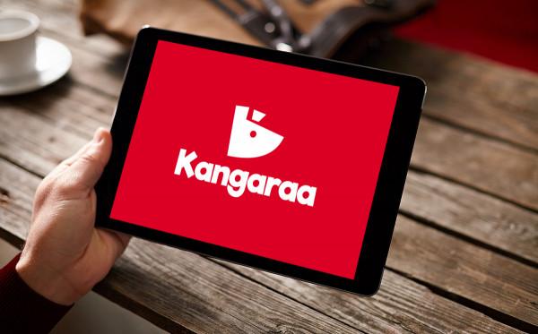 Sample branding #1 for Kangaraa