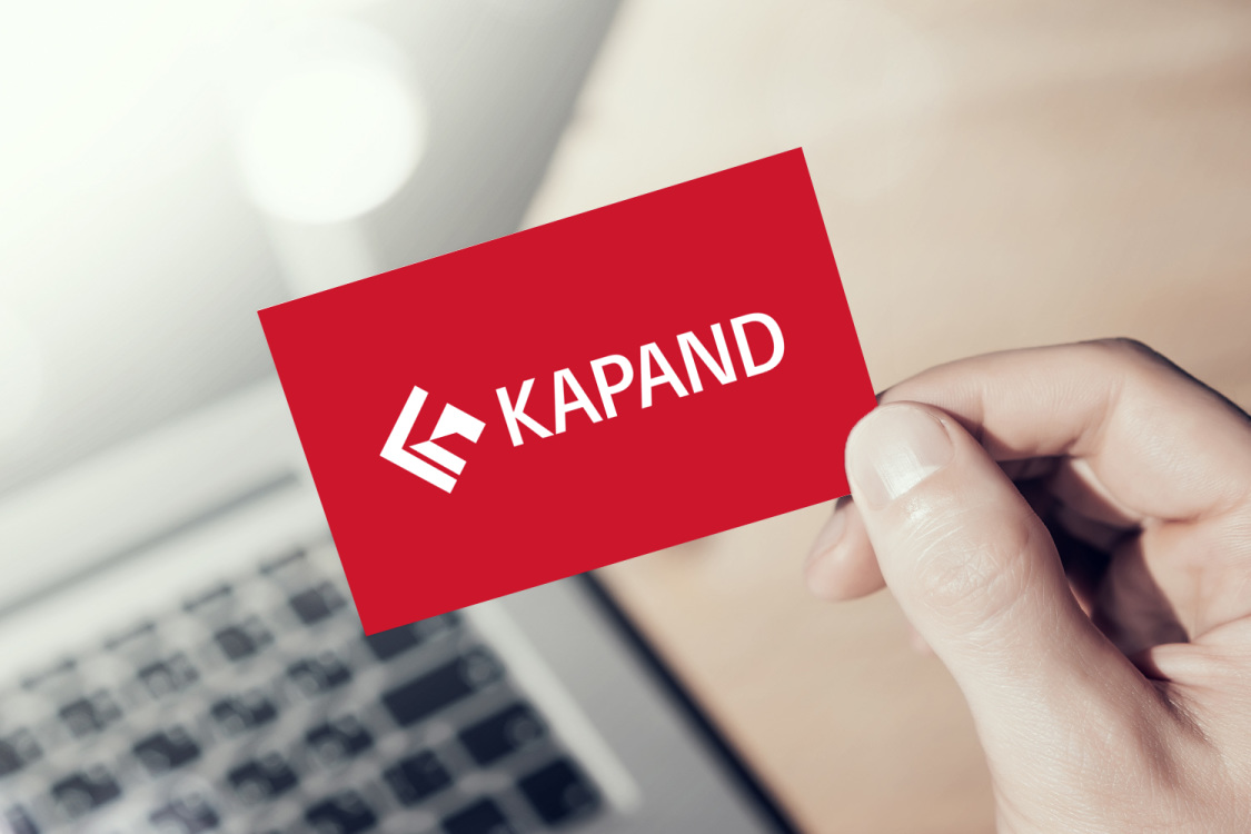 Sample branding #3 for Kapand