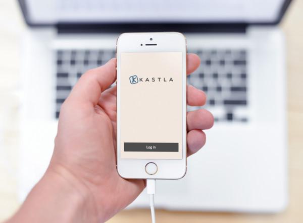 Sample branding #2 for Kastla