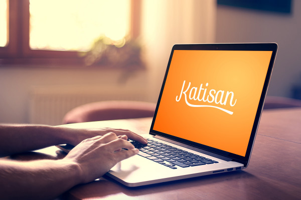 Sample branding #1 for Katisan