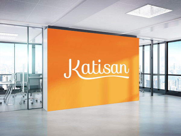 Sample branding #2 for Katisan