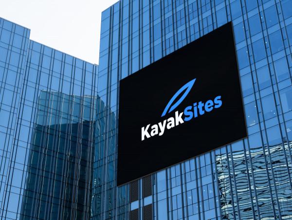 Sample branding #3 for Kayaksites
