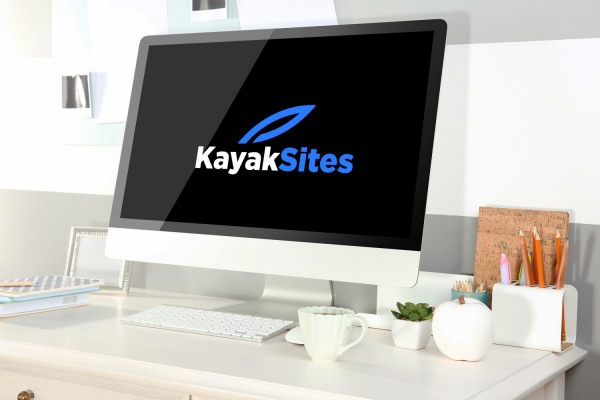 Sample branding #1 for Kayaksites