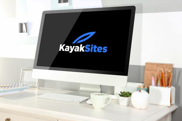 Sample branding #1 for Kayaksites